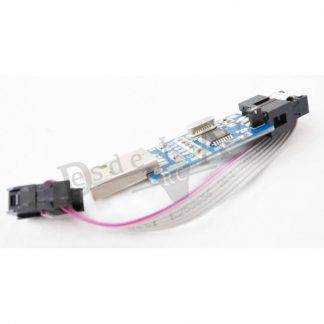 Programador USBasp AVR para Atmel