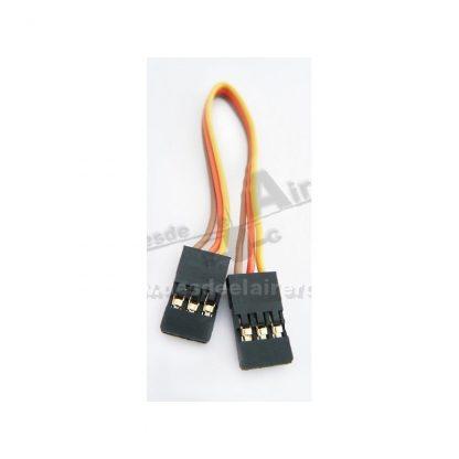 Cable servo macho-macho 10CM 26AWG 1Unidad