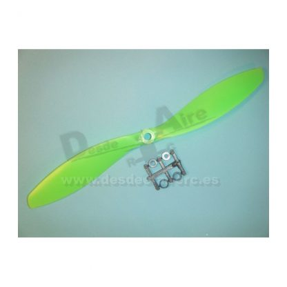 Hélice 9047R SF Verde Rotación Contraria