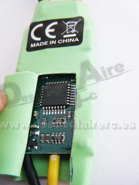 Flashear ESC MULTISTAR 20A - www.desdeelairerc.es 4