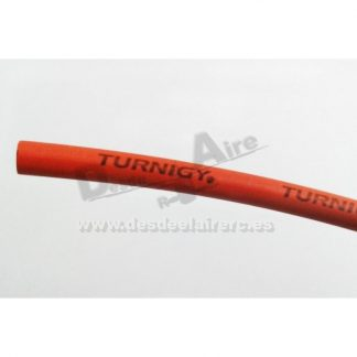 Termoretractil 4mm - Rojo (1mtr)