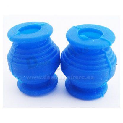 Bolas anti-vibraciones (150gr - azules) (1 par)