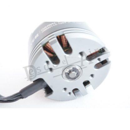 Motor Gimbal Brushless iPower GBM4114-120T (para 600-1500g )