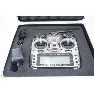 FRSKY Taranis X9D Plus + Maletin + Bateria + Cargador