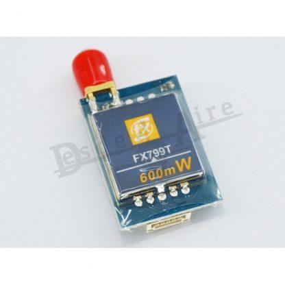 Mini Tx vídeo 5.8Ghz 600mw 40Ch