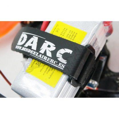 Velcro anti-deslizante 210mm para baterias
