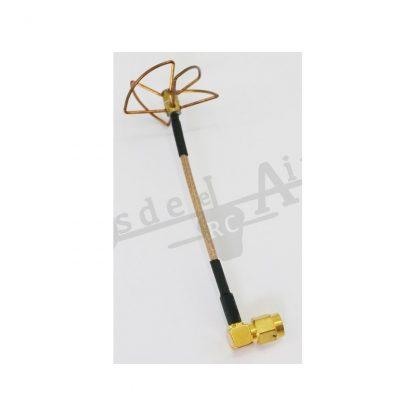 Antena P. Circular 5.8Ghz RHCP SMA