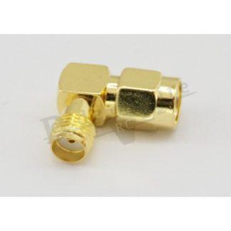 Conector RP-SMA 90º