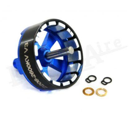 Campana DARC Motors 2206 2300/2600Kv V3
