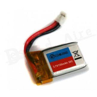 Bateria Eachine 150mAh 3.7v 1S 3aC (Eachine E010)