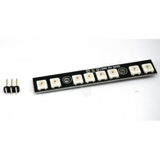 LED RGB WS2812B con MCU (Dos modos)