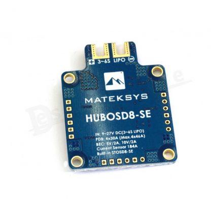 Matek HUBOSD8-SE (PDB + OSD + BEC + Amperimetro)