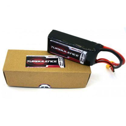 Batería RcProStyle 1300mAh 95C 4S 14.8V Turbulence