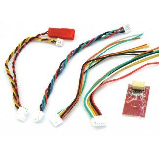 TNR Tag Tramp HV - Race programmer y cableado