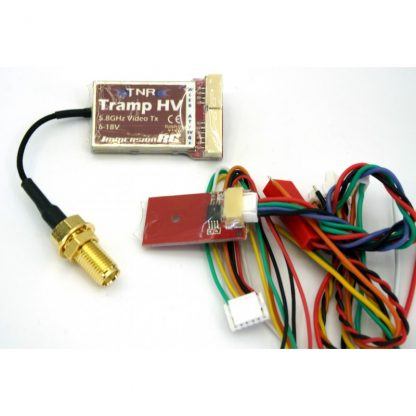Transmisor vídeo Tramp HV - 5.8Ghz - 1 a 600mw