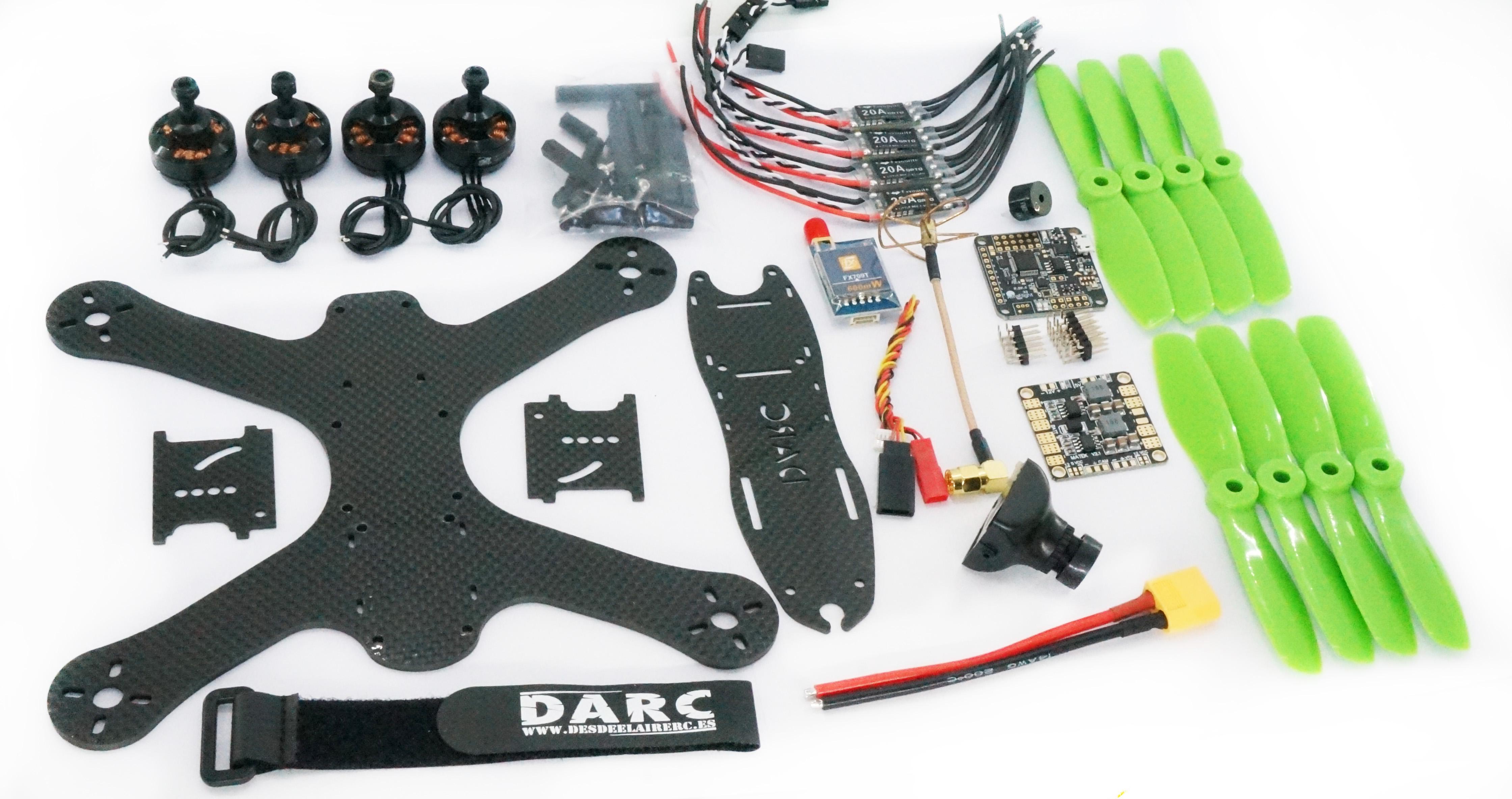 kit dron