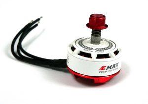 Motor brushles para drone de competicion