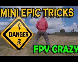 Video de Trucos y Vuelos locos con Drone de Carreras by Adrilh